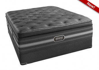 Beautyrest Black Natasha Luxury Firm Pillowtop Mattress