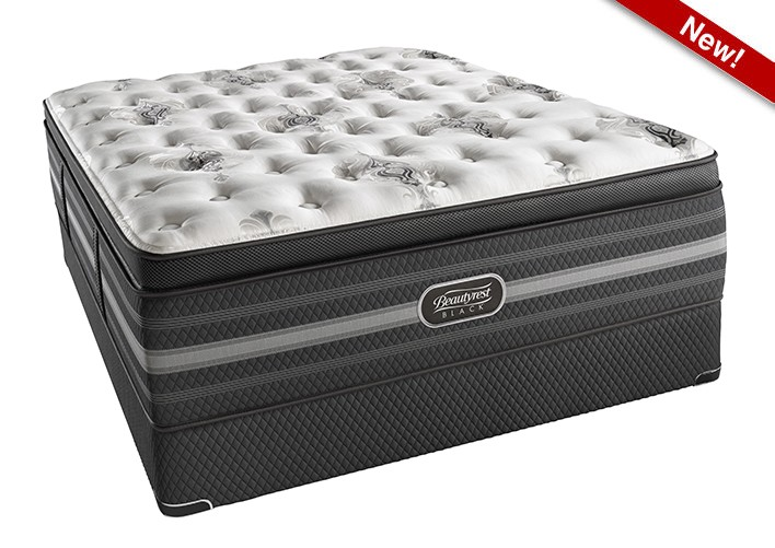 Beautyrest Black Sonya Luxury Firm Pillow Top Mattress - For those who want a happy medium