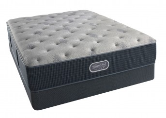 Simmons Beautyrest Silver Charcoal Coast Luxury Firm Mattress