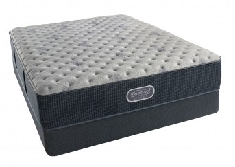 Simmons Beautyrest Silver Charcoal Coast Extra Firm Mattress