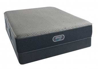 Beautyrest Silver Hybrid Beachwood Luxury Frim
