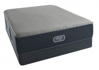 Simmons Beautyrest Silver Hybrid Harbour Beach Luxury Firm Mattress