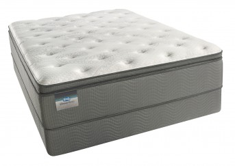 Simmons BeautySleep Sun Valley Plush Pillow Top Mattress