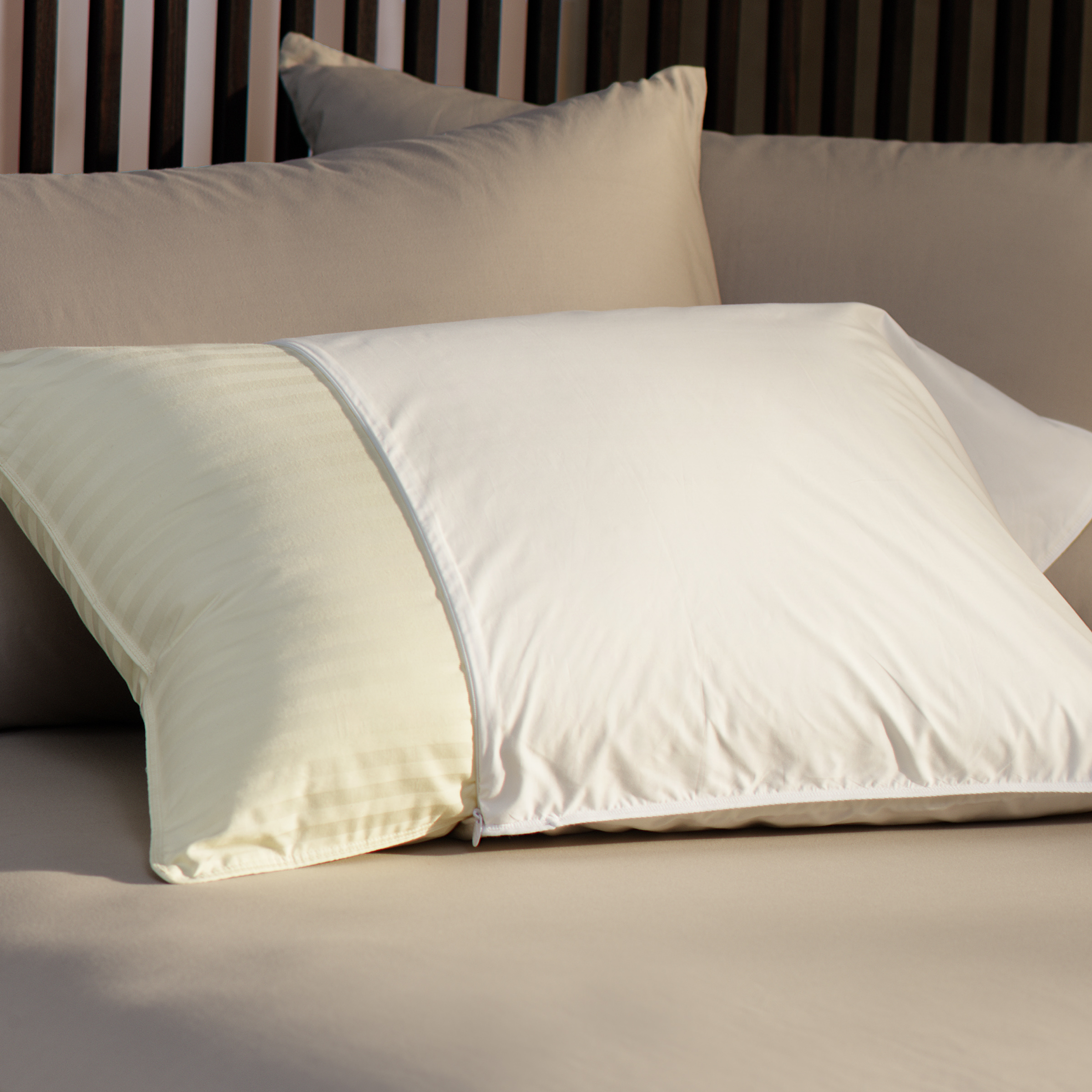 free sleep protector set overstock protectors pillow encase today of product bedding omniphase shipping bath tite