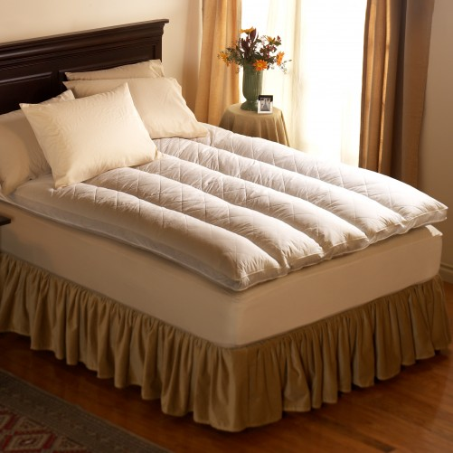 Pacific Coast® EuroRest® Feather Bed