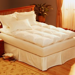 Pacific Coast® Luxe Loft Feather Bed