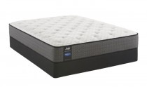Sealy Posturepedic Response Performance Attendance Cushion Firm Mattress
