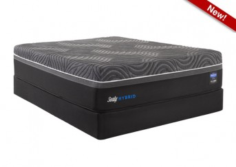 Sealy Posturepedic Hybrid Premium Silver Chill Firm Mattress