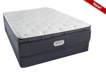 Simmons Beautyrest Platinum Spring Grove Luxury Firm Pillowtop Mattress