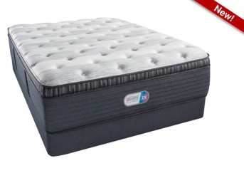 Simmons Beautyrest Platinum Haven Pines Luxury Firm Pillowtop Mattress