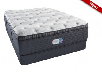Simmons Beautyrest Platinum Haven Pines Plush Pillowtop Mattress