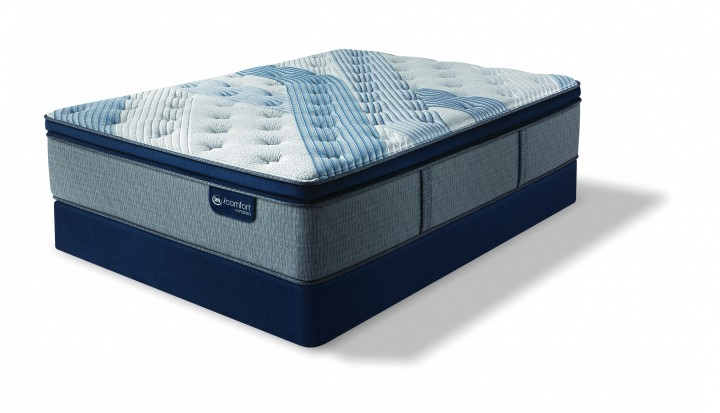 Serta iComfort Hybrid Blue Fusion 1000 Luxury Firm Pillowtop Mattress