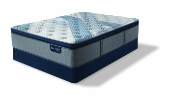 Serta iComfort Hybrid Blue Fusion 5000 Cushion Firm Pillowtop Mattress