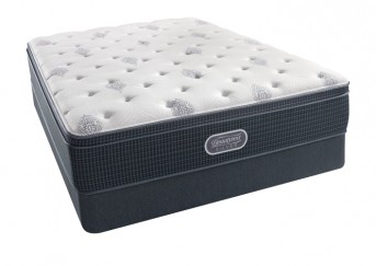 Simmons Beautyrest Silver Open Seas Luxury Firm Eurotop