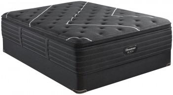 Simmons Beautyrest Black Natasha II Plush Pillowtop Mattress