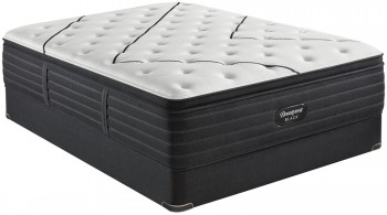 Simmons Beautyrest Black L-Class Plush Pillowtop Mattress