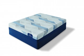 Serta iComfort Blue 300CT Plush Mattress