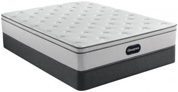 Simmons Beautyrest BR800 Plush Euro Top Mattress