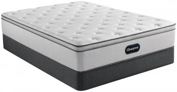 Simmons Beautyrest BR800 Plush Pillowtop Mattress