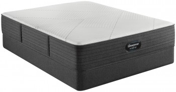 Simmons Beautyrest Hybrid BRX1000-IP Plush Mattress