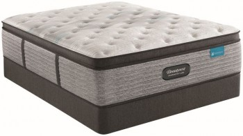 Simmons Beautyrest Harmony Lux Carbon Series Plush Pillowtop Mattress