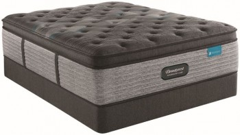 Simmons Beautyrest Harmony Lux Diamond Series Medium Pillowtop Mattress